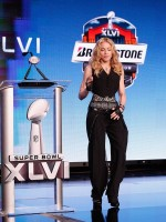 Madonna at the Super Bowl press conference - 2 February 2012 - Update 01 (19)