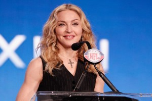 Madonna at the Super Bowl press conference - 2 February 2012 - Update 01 (24)