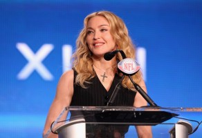 Madonna at the Super Bowl press conference - 2 February 2012 - Update 01 (26)