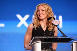 Madonna at the Super Bowl press conference - 2 February 2012 - Update 01 (27)
