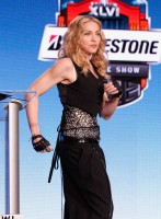 Madonna at the Super Bowl press conference - 2 February 2012 - Update 02 (2)