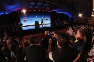 Madonna at the Super Bowl press conference - 2 February 2012 - Update 02 (5)