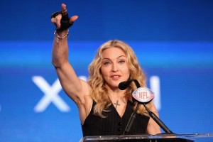 Madonna at the Super Bowl press conference - 2 February 2012 - Update 02 (10)