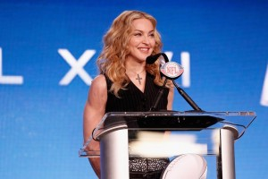 Madonna at the Super Bowl press conference - 2 February 2012 - Update 02 (11)