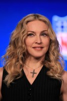 Madonna at the Super Bowl press conference - 2 February 2012 - Update 02 (13)