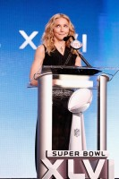 Madonna at the Super Bowl press conference - 2 February 2012 - Update 02 (14)