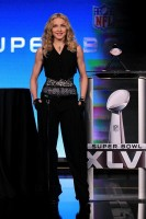 Madonna at the Super Bowl press conference - 2 February 2012 - Update 02 (15)