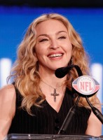 Madonna at the Super Bowl press conference - 2 February 2012 - Update 02 (17)
