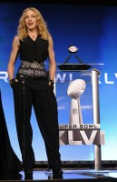 Madonna at the Super Bowl press conference - 2 February 2012 - Update 02 (23)