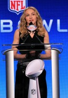 Madonna at the Super Bowl press conference - 2 February 2012 - Update 02 (27)