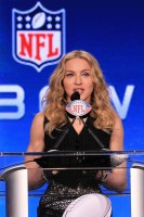 Madonna at the Super Bowl press conference - 2 February 2012 - Update 02 (28)
