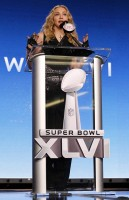 Madonna at the Super Bowl press conference - 2 February 2012 - Update 02 (29)