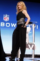 Madonna at the Super Bowl press conference - 2 February 2012 - Update 02 (30)