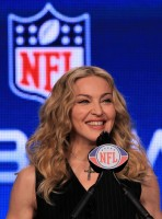 Madonna at the Super Bowl press conference - 2 February 2012 - Update 02 (31)