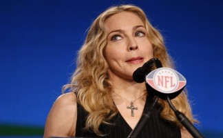 Madonna at the Super Bowl press conference - 2 February 2012 - Update 02 (35)