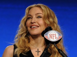 Madonna at the Super Bowl press conference - 2 February 2012 - Update 02 (37)