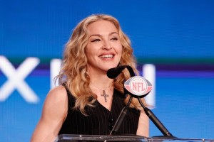 Madonna at the Super Bowl press conference - 2 February 2012 - Update 02 (44)