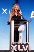 Madonna at the Super Bowl press conference - 2 February 2012 - Update 02 (45)