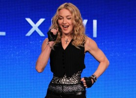 Madonna at the Super Bowl press conference - 2 February 2012 - Update 02 (48)