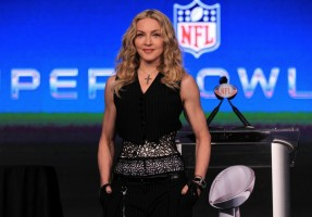 Madonna at the Super Bowl press conference - 2 February 2012 - Update 02 (51)