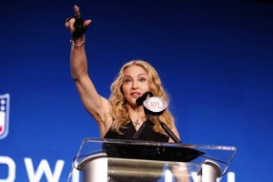 Madonna at the Super Bowl press conference - 2 February 2012 - Update 02 (52)