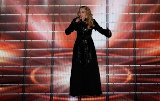 Madonna at the Super Bowl Halftime Show - 5 February 2012 - Update 2 (44)