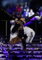 Madonna at the Super Bowl Halftime Show - 5 February 2012 - Update 2 (45)