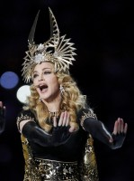Madonna at the Super Bowl Halftime Show - 5 February 2012 - Update 2 (47)