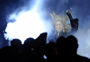 Madonna at the Super Bowl Halftime Show - 5 February 2012 - Update 3 (6)