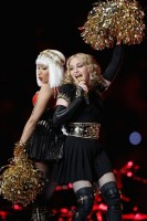 Madonna at the Super Bowl Halftime Show - 5 February 2012 - Update 3 (7)