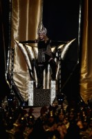 Madonna at the Super Bowl Halftime Show - 5 February 2012 - Update 3 (8)