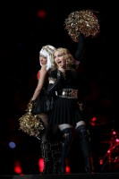 Madonna at the Super Bowl Halftime Show - 5 February 2012 - Update 3 (9)