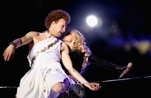 Madonna at the Super Bowl Halftime Show - 5 February 2012 - Update 3 (11)