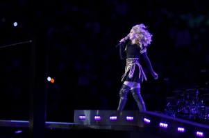 Madonna at the Super Bowl Halftime Show - 5 February 2012 (12)