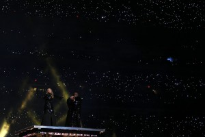 Madonna at the Super Bowl Halftime Show - 5 February 2012 - Update 3 (25)