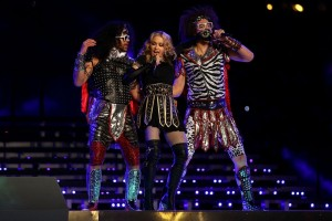 Madonna at the Super Bowl Halftime Show - 5 February 2012 - Update 3 (30)