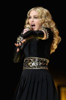 Madonna at the Super Bowl Halftime Show - 5 February 2012 (14)