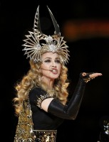 Madonna at the Super Bowl Halftime Show - 5 February 2012 - Update 3 (39)