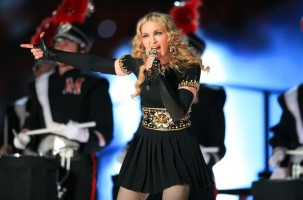 Madonna at the Super Bowl Halftime Show - 5 February 2012 - Update 3 (40)