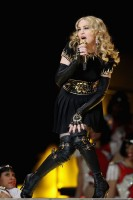 Madonna at the Super Bowl Halftime Show - 5 February 2012 (15)
