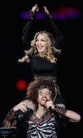Madonna at the Super Bowl Halftime Show - 5 February 2012 - Update 3 (49)