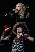 Madonna at the Super Bowl Halftime Show - 5 February 2012 - Update 3 (50)