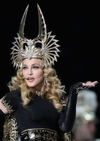 Madonna at the Super Bowl Halftime Show - 5 February 2012 - Update 3 (53)