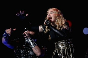 Madonna at the Super Bowl Halftime Show - 5 February 2012 - Update 3 (55)