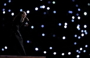 Madonna at the Super Bowl Halftime Show - 5 February 2012 - Update 3 (56)