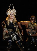 Madonna at the Super Bowl Halftime Show - 5 February 2012 - Update 3 (59)