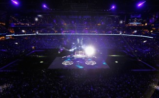 Madonna at the Super Bowl Halftime Show - 5 February 2012 - Update 3 (61)