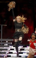 Madonna at the Super Bowl Halftime Show - 5 February 2012 - Update 3 (63)