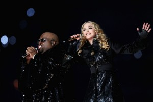 Madonna at the Super Bowl Halftime Show - 5 February 2012 - Update 3 (64)