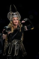 Madonna at the Super Bowl Halftime Show - 5 February 2012 (17)